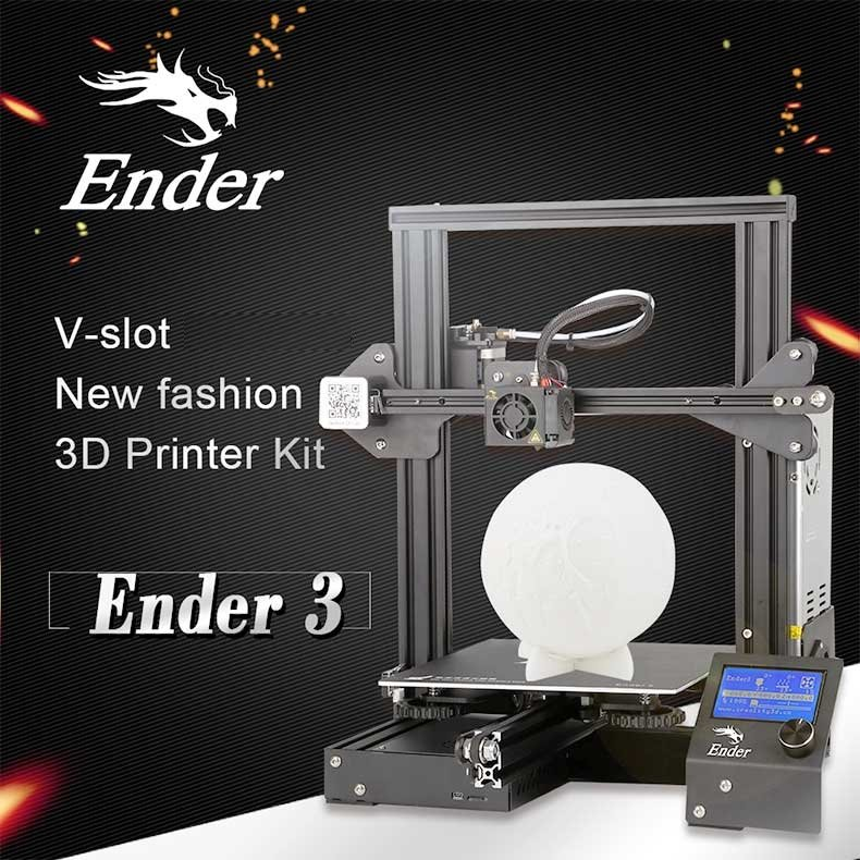 Creality 3D CR-10 Build plate with Heated bed 510*510 Free European Shipping;
