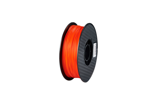 PLA 3D Printer Filament, 1.75mm, 1kg Spool, Orange