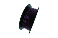Flexible TPU 3D Printer Filament, 1.75mm, 0.8kg Spool, Transparent Purple