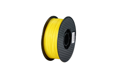 PLA 3D Printer Filament, 1.75mm, 1kg Spool, Yellow