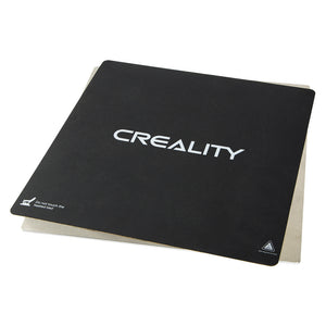 Creality3D 310*320mm Aluminum Alloy Heated Bed Platform Plate and Sticker For CR-10S PRO
