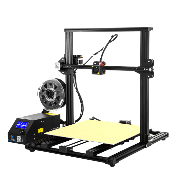 Creality3D CR-10 S5 3D Printer DIY Kit Large Printing Size 500x500x500mm