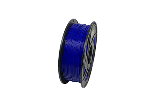 PLA 3D Printer Filament, 1.75mm, 1kg Spool, Dark Blue