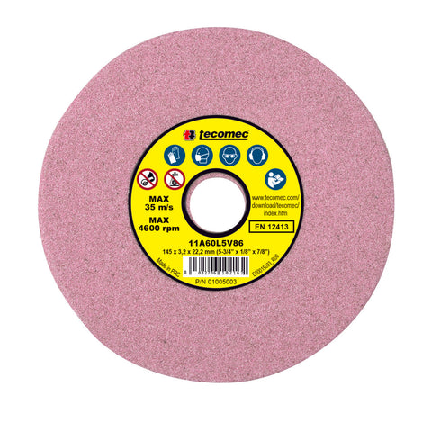 "Tecomec OEM Grinding Wheel 1/8"" Inch Chainsaw Chain Sharpening replace OR534-18"