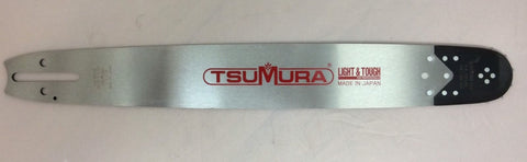 "18"" TsuMura Guide Bar 3/8-058-68DL Makita Husqvarna Jonsered Dolmar 188RNDD009"