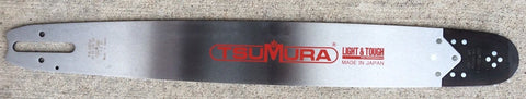 "20"" TsuMura Guide Bar 3/8-063-72DL repl. Stihl 044 066 MS360 Oregon 203RNDD025"