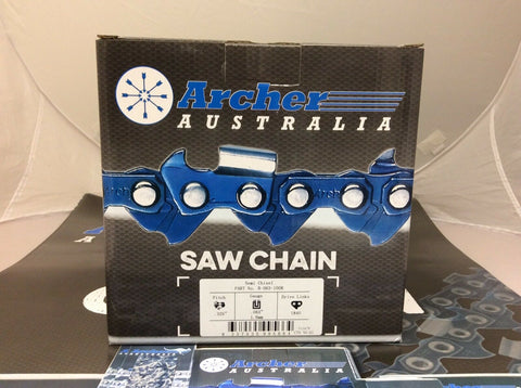100ft Roll .325 .063 Semi-Chisel Chain saw Chain ref# 35LG100U K3C100U 22BPX 26