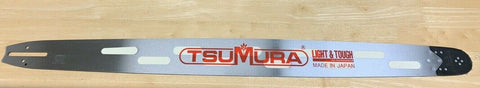 "36"" TsuMura LIGHT WEIGHT Guide Bar 3/8-050-119DL Makita Husqvarna 360RNDD009"