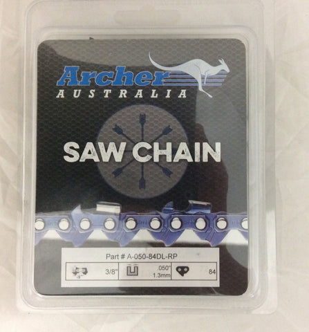 "24"" 3/8-050-84DL Archer Ripping Chainsaw Chain replaces 72RD084G A1EP-RP-84E"
