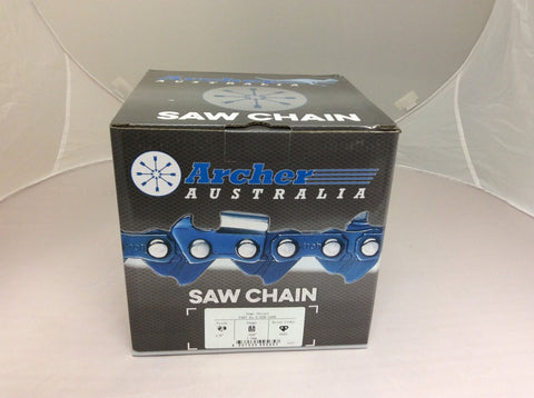 "100ft Roll 3/8"" .058 Semi-Chisel Chain saw Chain repl. 73DGX100U A2EP100U 35RMC"