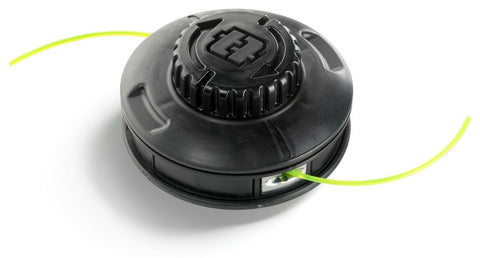 Tecomec EasyWork Trimmer Bump Head for Husqvarna 225L, 225LD, 225R, 232L, 322R +