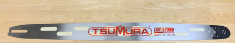 "36"" TsuMura LIGHT WEIGHT Guide Bar 3/8-050-114DL replaces Stihl 460 661 MS660 360RNDD025"