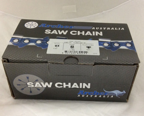 "25ft Roll 3/8"" Pitch .063 Ripping Chain saw Chain replaces 75RD25U A3EP-RP-25U"