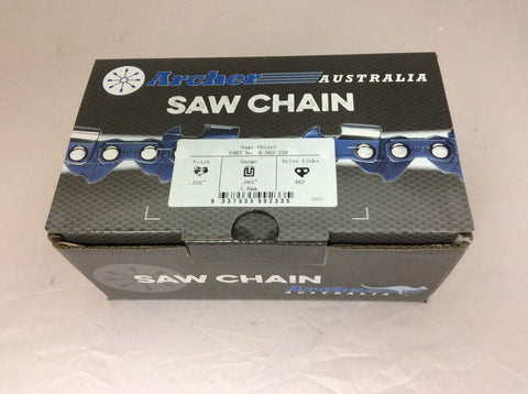 25ft Roll .325 .063 Semi-Chisel Chain saw Chain ref# 35LG025U K3C-25R 22BPX