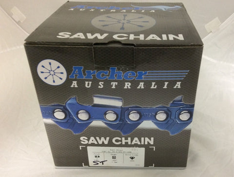100ft Roll 3/8 .050 Chain Saw Chain Chisel SKIP TOOTH Chain repl. 72JGX100U