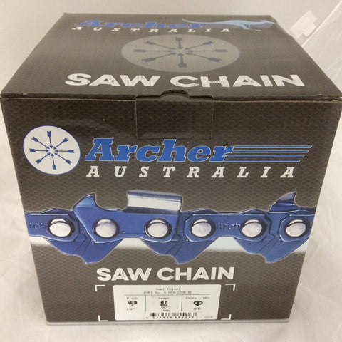 "100ft Roll 3/8"" pitch .063 Ripping Chain saw Chain repl. 75RD100U A3EP-RP-100U"
