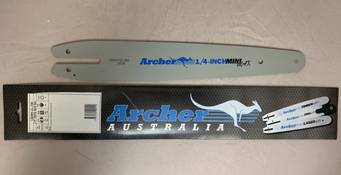 "12"" Archer Guide Bar 1/4""-043-64DL replaces 3005 008 3405 MSA160C-BQ MSA200C-BQ"