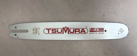 "14"" TsuMura Guide Bar 3/8LP-050-50DL Stihl 009 011 017 019 020 021 023 MS250"