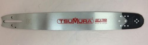 "20"" TsuMura Guide Bar 3/8-050-72DL Echo CS550EVL CS590 CS650 CS660 CS670 CS680"