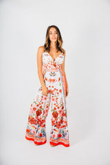 Floral Fun Jumpsuit