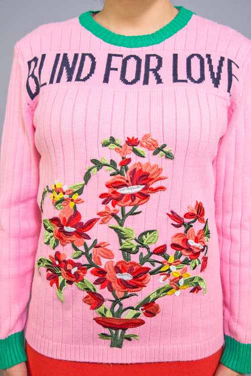Blind For Love Sweater
