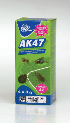 AK47 - Contact Insecticide