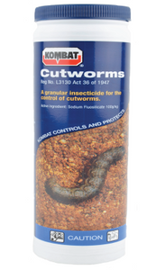CUTWORMS - Cutworm Insecticide