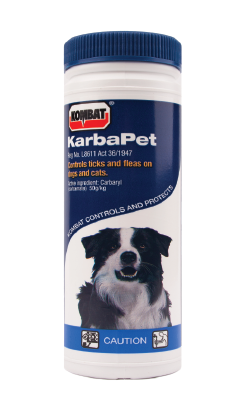 KARBAPET - Tick and Flea Powder