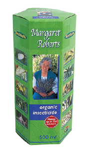 MARGARET ROBERTS ORGANIC INSECTICIDE
