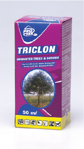 TRICLON - Unwanted Trees & Shrubs