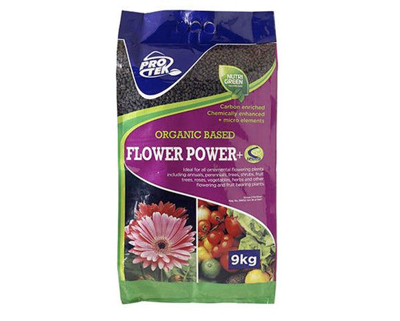 Nutri Green Flower Power
