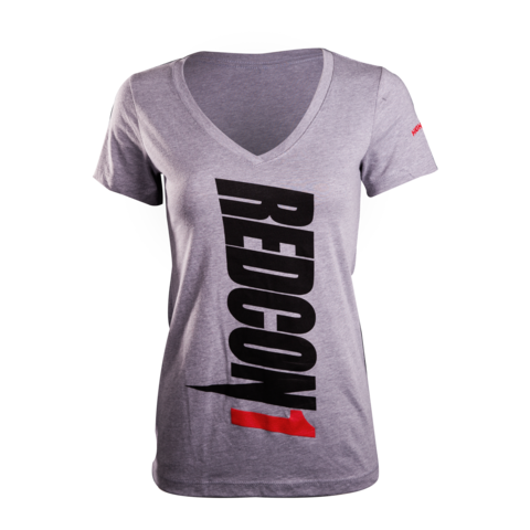 Gray Redcon1 Future V Neck