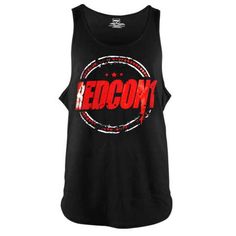 Black Redcon1 Stamp tank