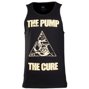 The Pump The Cure Tank