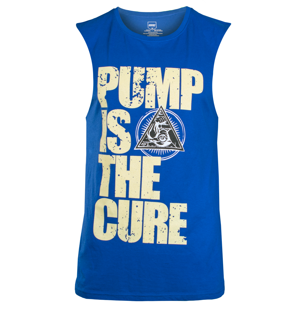Pump Is The Cure Tank
