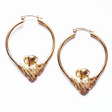 Fortunado Earrings Gold