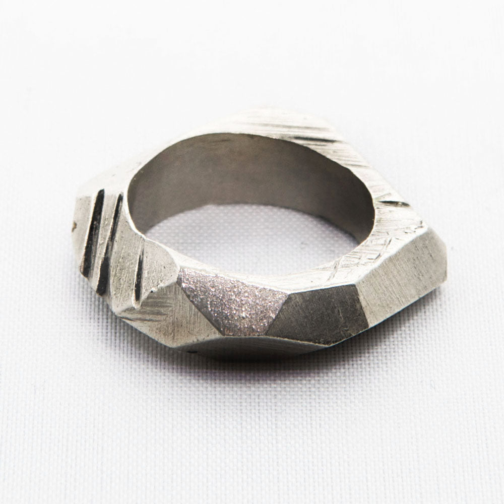Hills Silver Ring