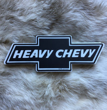 Heavy Chevy Stickers