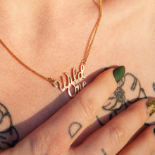 Wild One - Thin Lizzy pendant