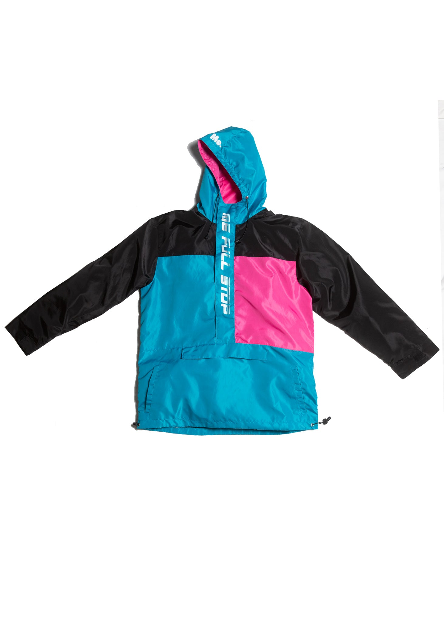 Miami Vaporwave Windbreaker