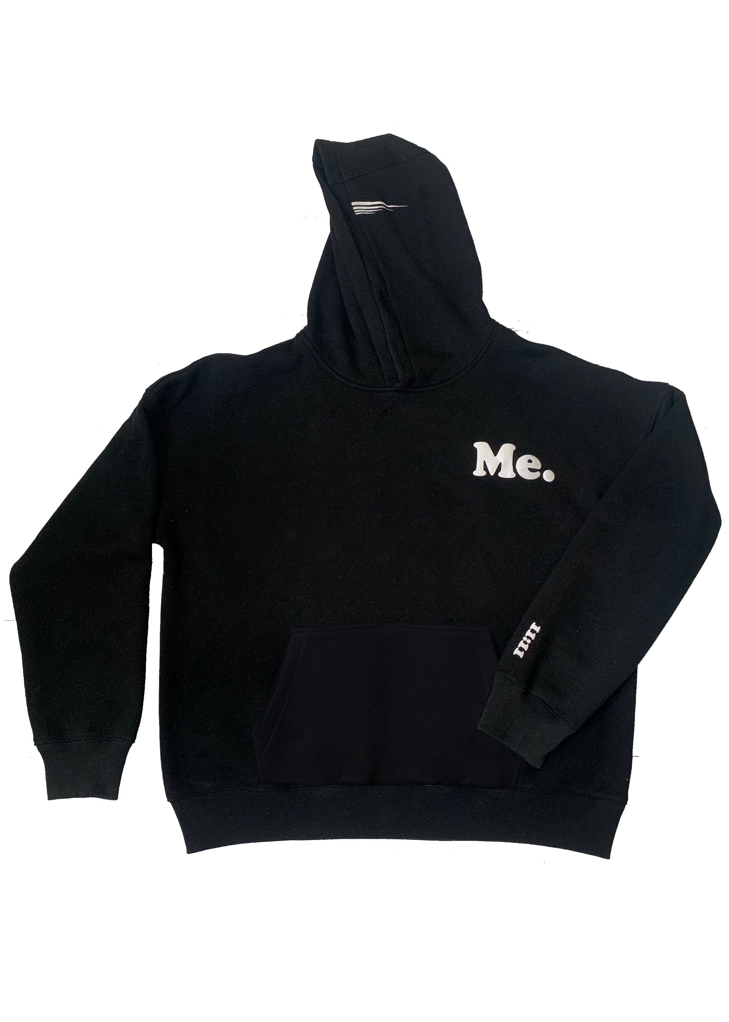 Can't Touch This // Hoodie // In Black.