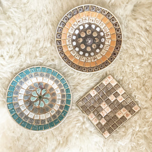 Tiled Dishes