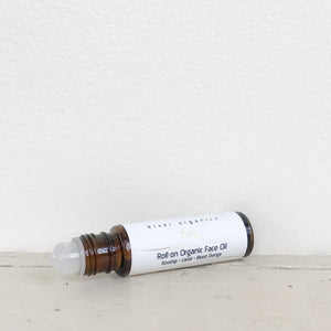 Aura Roll-on Organic Face Oil