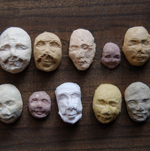 Sprouting Faces