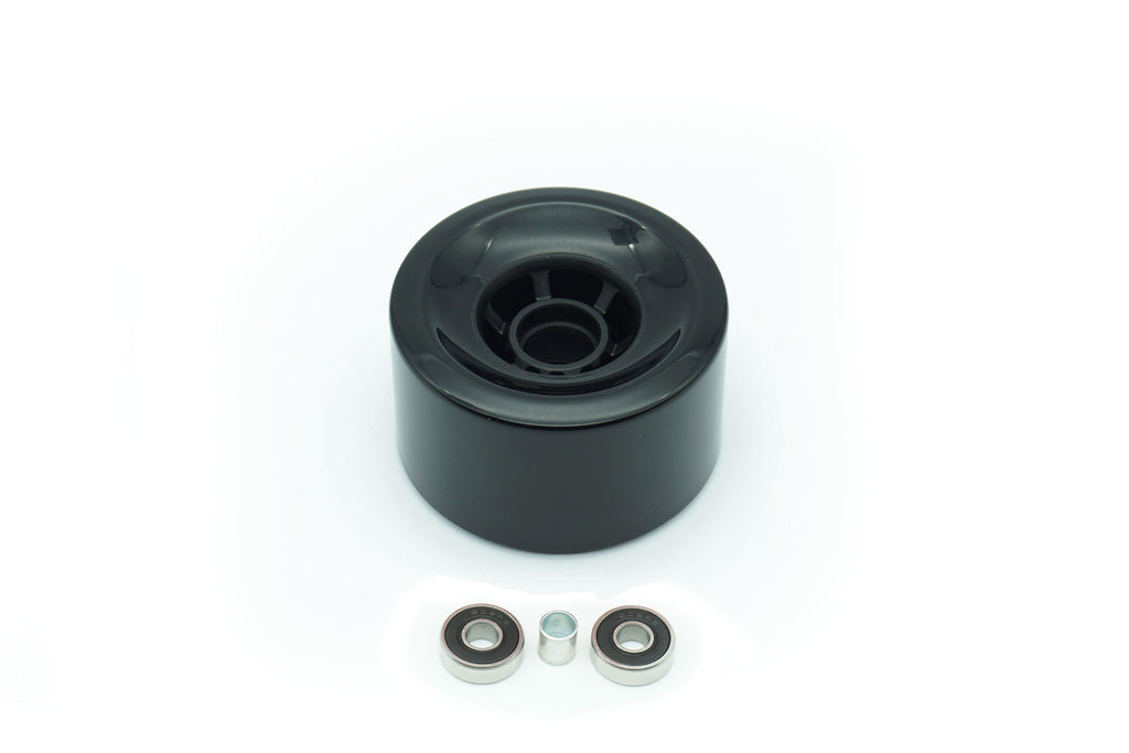electric skateboar pulley 90*56mm black
