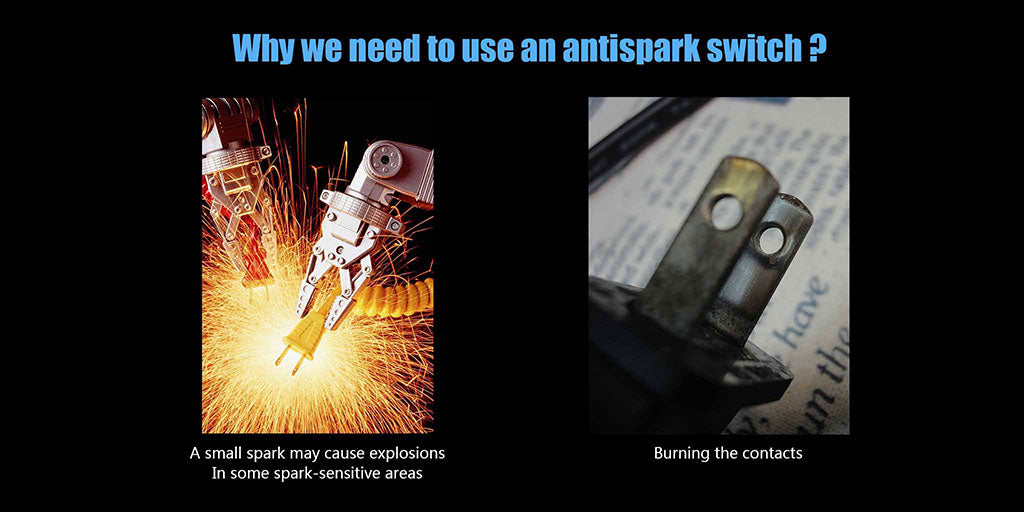 Antispark Switch