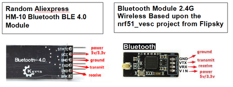 bluetooth module vs flipsky bluetooth module