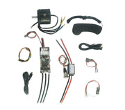 Group S3 Electric Skateboard DIY Kits (Includes Standard FSESC4.12 and BLDC 6354 Motor) (780818153532)