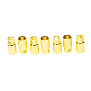 8.0mm Male Female Bullet Connector Plug 1 Pairs Heavy Duty for RC Lipo Power Wire Connectors (3884859359292)