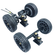 Group T5 DIY Electric Skateboard Double Kingpin Trucks and Motor Kits (Dual Drive)
